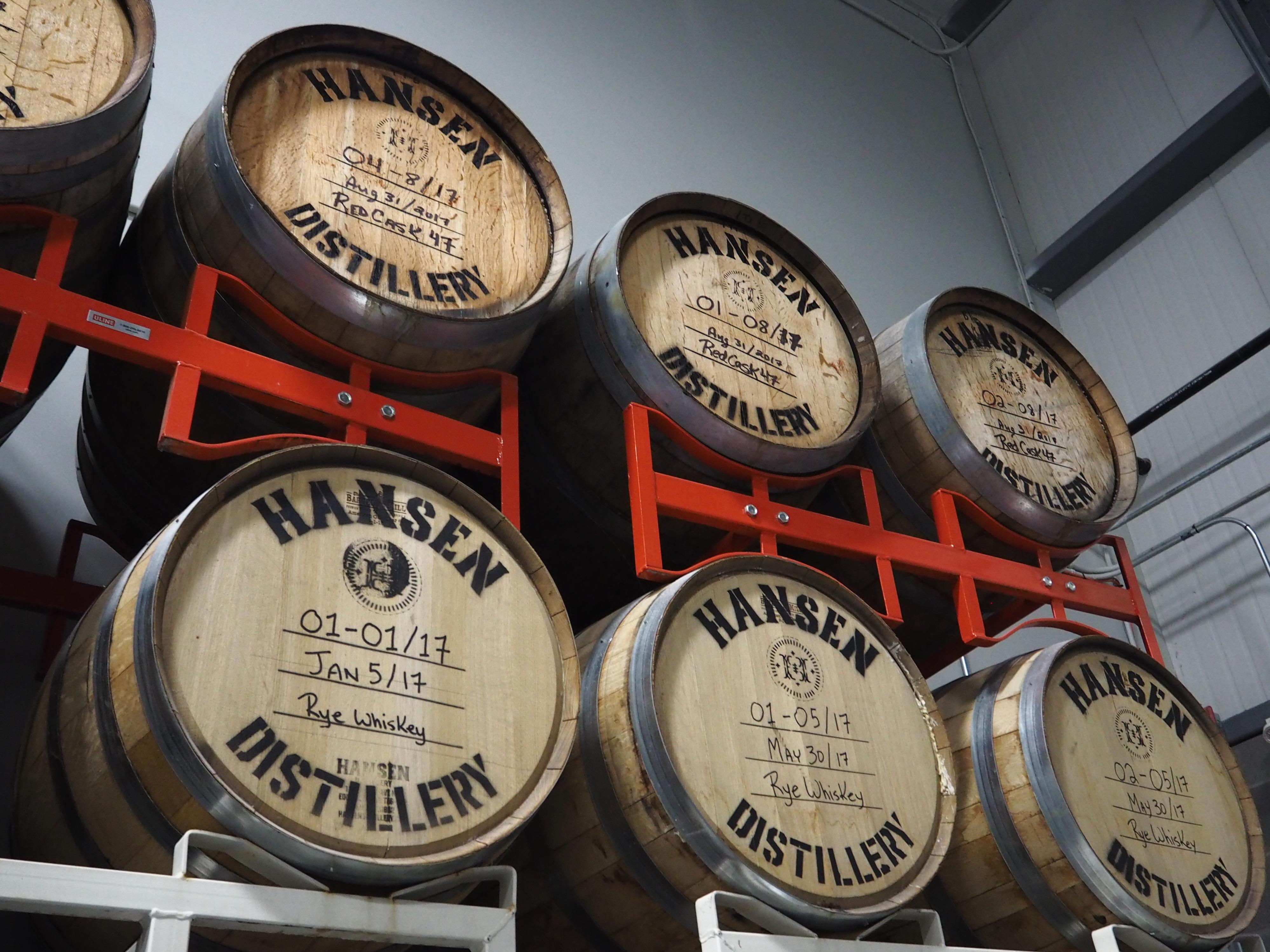 Edmonton Distillery Tour