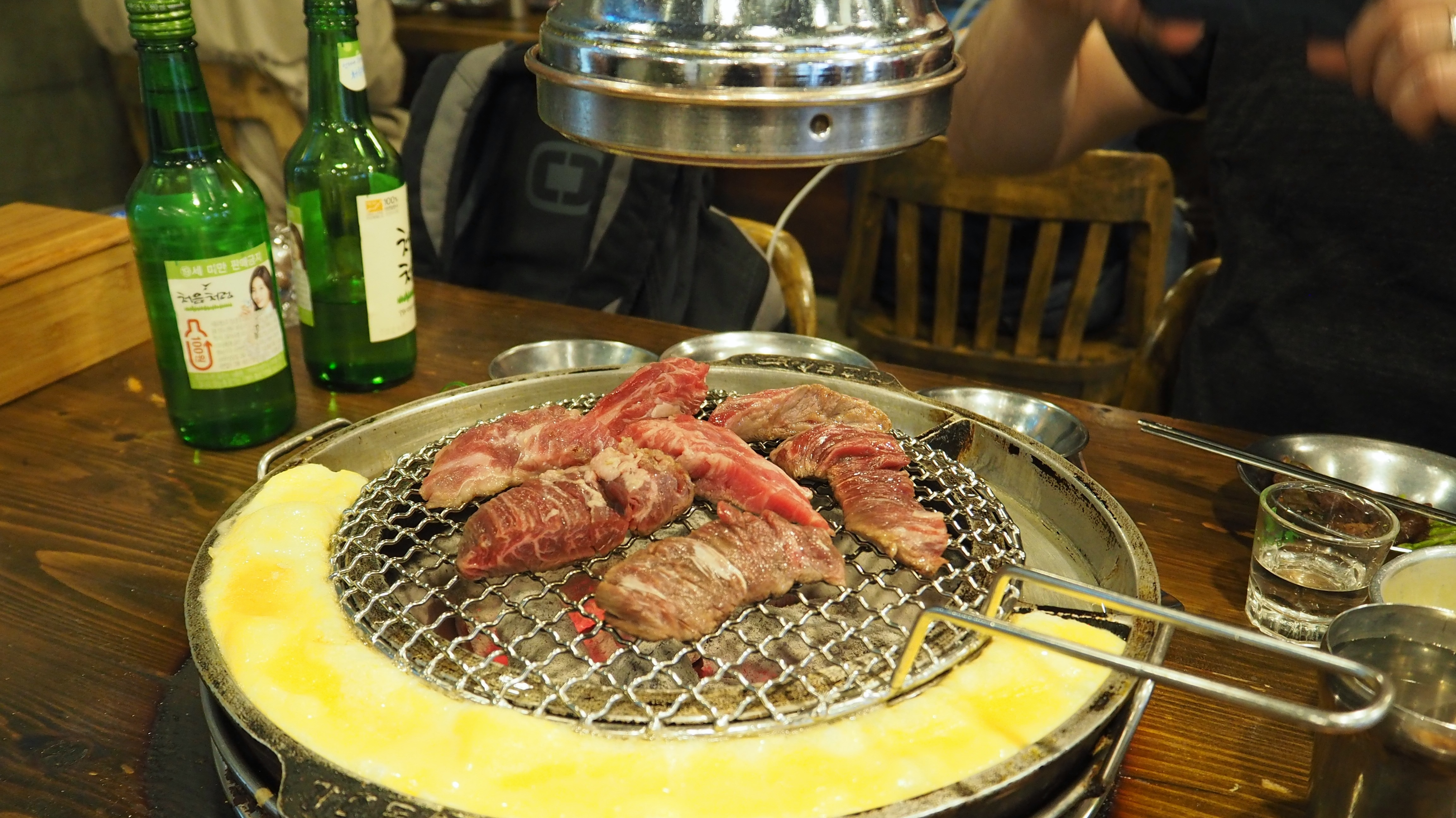 Experiencing Korean BBQ is a Tourist Must