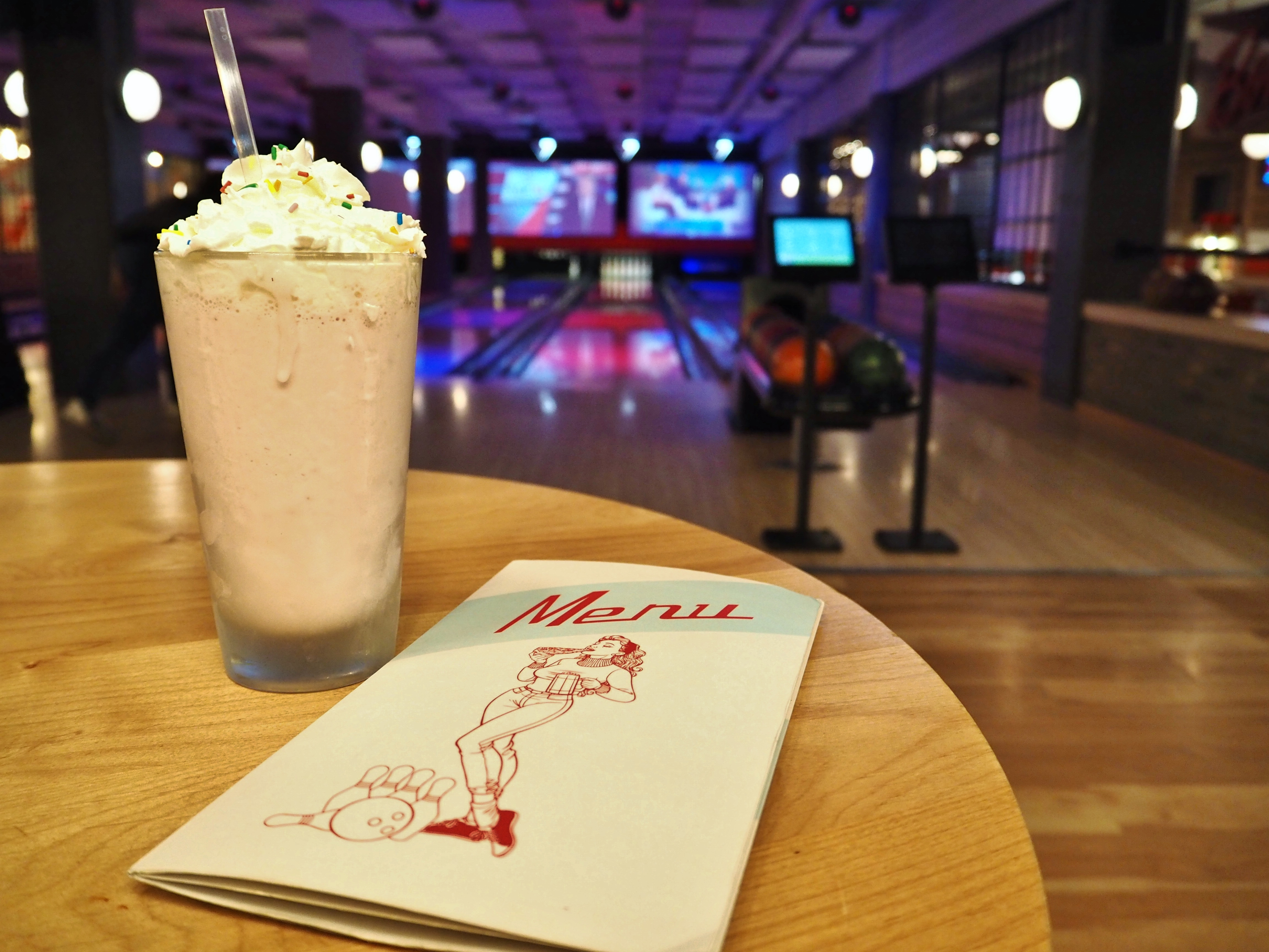 Have a spare afternoon in Banff? Go bowling at High Rollers!