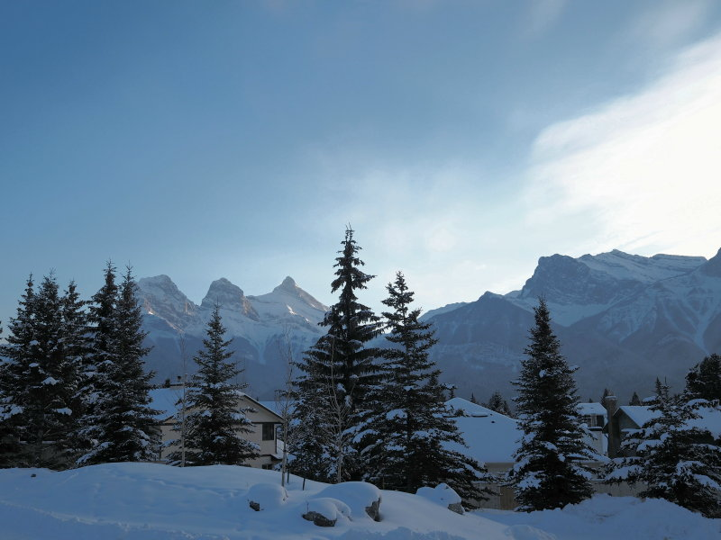 8 Things to do in Canmore and Kananaskis Without a Park Pass Including the Nordic Spa